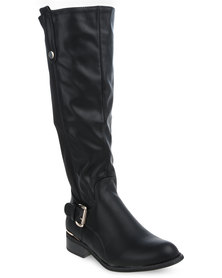 Miss Black Creek 1 Riding Boot Black