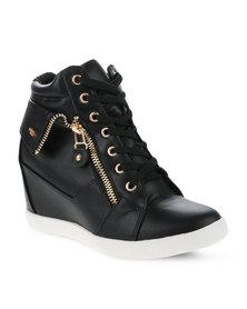 47% off on Miss Black Ladies Fox Ankle Boots (Multiple