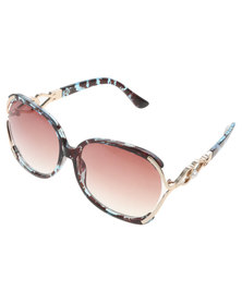 Miss Maxi Big Frame Sunglasses Multi
