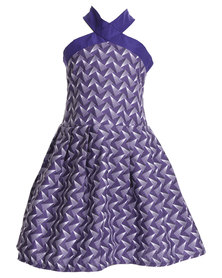 Miss Molly Mbali Dress Purple