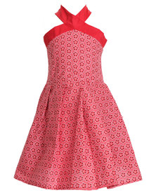 Miss Molly Mbali Dress Red