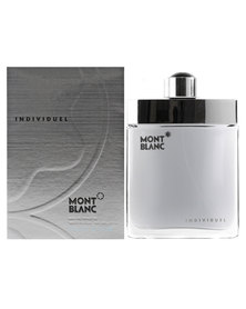 Mont Blanc Individuel Eau De Toilette Spray 75ml