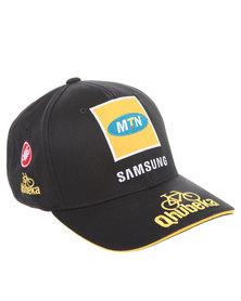 MTN-Qhubeka Podium Cap Black