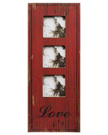 Nacistore Wall Art Photo Frame Love Collage