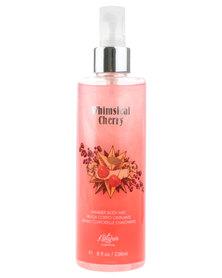 Nature's Carnival Whimsical Cherry Shimmer Body Mist 236ml