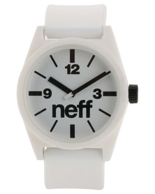 Neff Daily Watch White