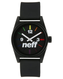 Neff Daily Spectrum Watch Black