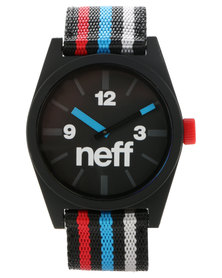 NEFF Daily Woven Patriot Watch Multi