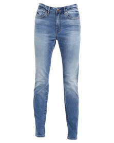 Neuw Vintage Skinny Jeans Blue