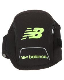 New Balance Performance Audio Arm Wallet Black