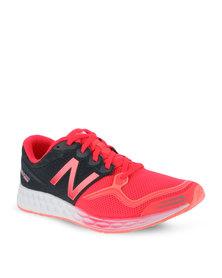 New Balance Performance Fresh Foam Lite Running Shoes Pink