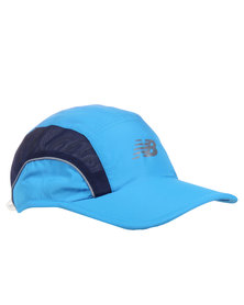 New Balance Sports Cap Blue
