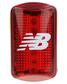 New Balance Performance Safety Strobe Light Red
