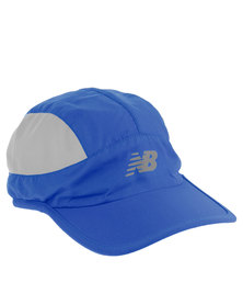 New Balance Performance Unisex Sports Cap Blue