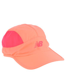 New Balance Performance Unisex Sports Cap Pink
