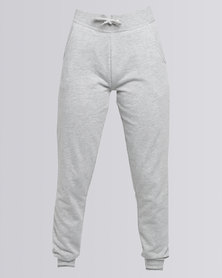 New Look Slim Leg Joggers Grey