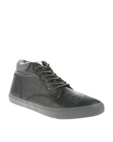 New Look Tyler Chukka Boot Black