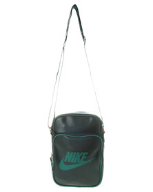 Nike Heritage Messenger Bag Green