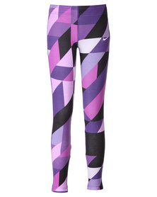 Nike Leg-A-See AOP Cotton Tights Multi