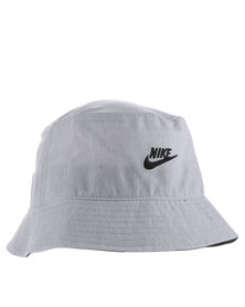 Nike Futura Bucket Hat White