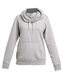 Nike Funnel Hoodie Grey