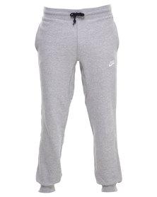 Nike AW77FT Cuff Pants Grey
