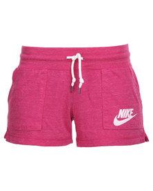 Nike Gym Vintage Shorts Pink