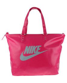 Nike Heritage SI Tote Bag Pink