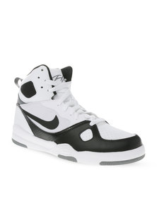 Nike Son of Flight High-Top Sneakers White/Black