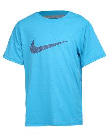 Nike Leg Stratum GFX Tee Blue