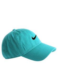 Nike Heritage 86 Swoosh Cap Teal