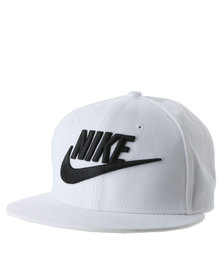 Nike Futura True Cap White