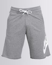 Nike NSW Shorts FT GX Franchise Grey
