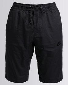 Nike Modern Shorts Woven V442 Black