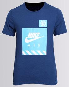 Nike Nike Airmax 87 Tee Blue