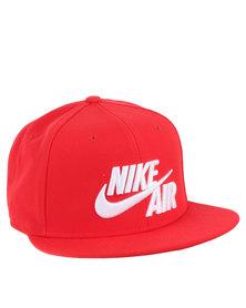 Nike U NK Air True Cap Classic Red