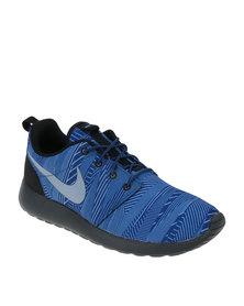 Nike Roshe One Print Coastal Blue