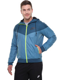 Nike Windrunner Jacket Blue