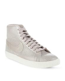 Nike Blazer Hi Sneakers Stone
