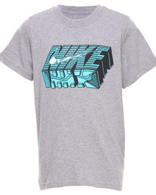 Nike EF Swoosh Tee Grey
