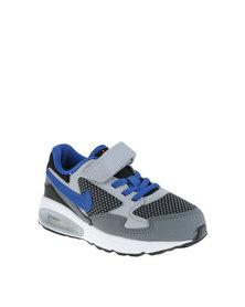 Nike Air Max Strap Sneakers Grey