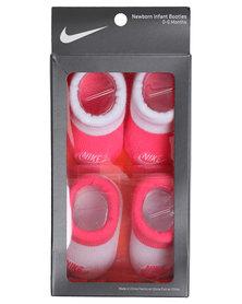 Nike Futura Bootie Pink/White