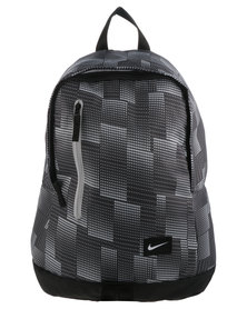 Nike All Access Halfday Backpack Grey