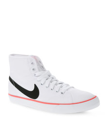 Nike Primo Court Mid Sneakers White