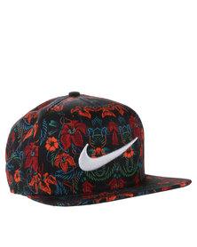 Nike Pro Floral Cap Multi
