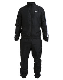 Nike Season Woven Track Black