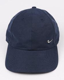 Nike Heritage 86 Swoosh Cap Navy