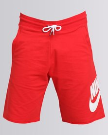 Nike M NSW Short FT GX 1 Red