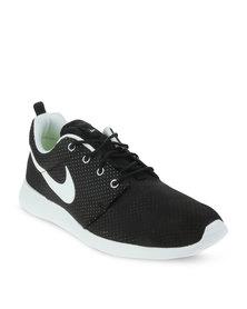 Nike Roshe Run Sneakers Black