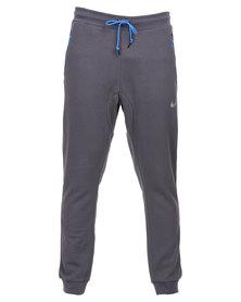 Nike AV15 Conversion Fleece Cuffpants Grey
